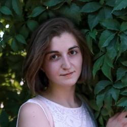 Репетитор Арутюнян Аревик Левоновна - фотография