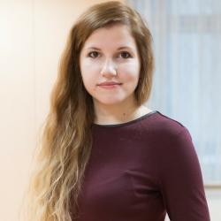 Репетитор Киселева Валерия Сергеевна - фотография