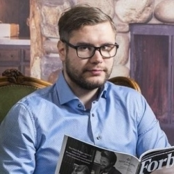 Репетитор Максимов Алексей Иванович - фотография