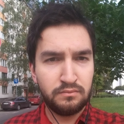 Репетитор Бирзович Оскар Леонидович - фотография
