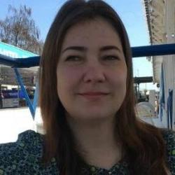 Репетитор Гоголева Светлана Анатольевна - фотография