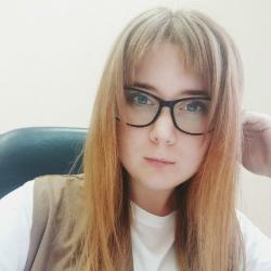 Репетитор Гилева Вероника Викторовна - фотография