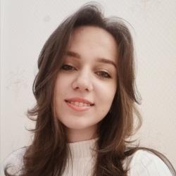 Репетитор Мошкова Екатерина Андреевна - фотография