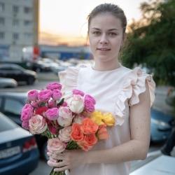 Репетитор Сафошина Злата Михайловна - фотография