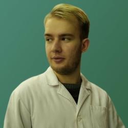 Репетитор Грищенков Антон Михайлович - фотография