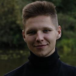 Репетитор Комаров Данила Алексеевич - фотография