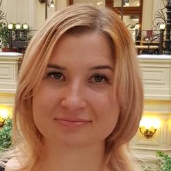 Репетитор Быкова Дарья Юрьевна - фотография