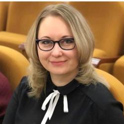Репетитор Рыбина Марина Владимировна - фотография