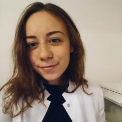 Репетитор Гулидова Дарья Константиновна - фотография
