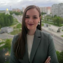 Репетитор Боброва Алина Александровна - фотография