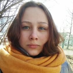 Репетитор Семенидо Алина Дмитриевна - фотография
