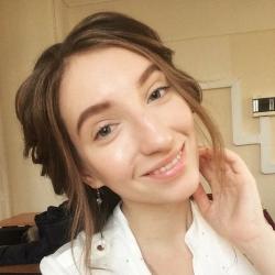 Репетитор Теренина Александра Сергеевна - фотография