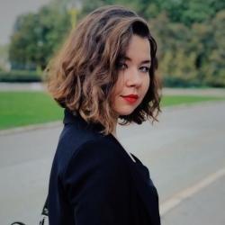 Репетитор Побежимова Ангелина Владимировна - фотография