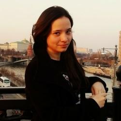 Репетитор Моченова Дарья Дмитриевна - фотография