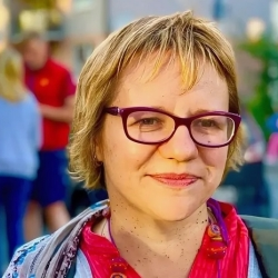 Репетитор Кричевец Елизавета Анатольевна - фотография