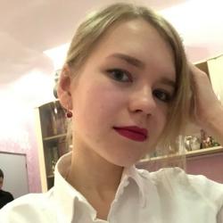 Репетитор Баринова Елизавета Александровна - фотография