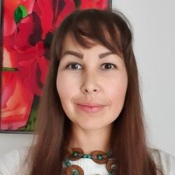 Репетитор Горячева Марина Васильевна - фотография