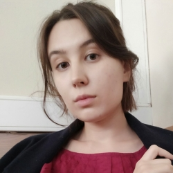 Репетитор Кузина Алина Евгеньевна - фотография
