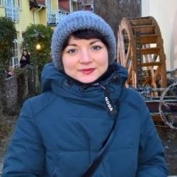 Репетитор Складнова Виктория Александровна - фотография