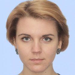 Репетитор Исаева Дарья Александровна - фотография