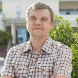 Репетитор Павленко Максим Александрович - фотография