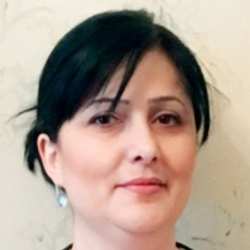 Репетитор Арутюнян Нвард Вардановна - фотография